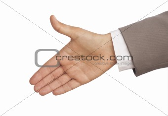 greeting gesture
