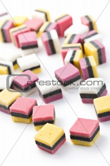 liquorice confectionery