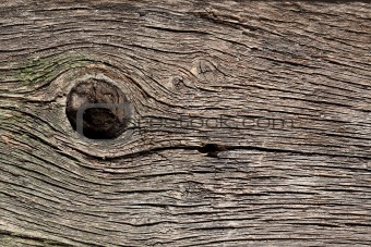 old wooden pattern