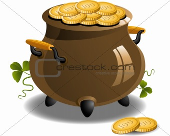 Pot of Gold (St. Patrick's Day)