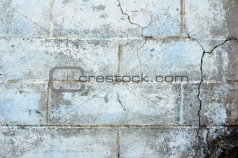 Brick and sheetrock background