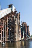 metal piles