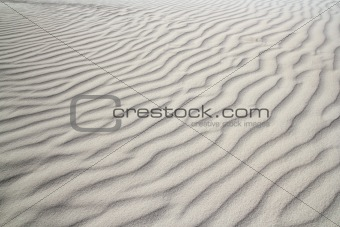 Caribbean sand waves desert pattern background