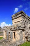 Ancient Tulum Mayan ruins Mexico Quintana Roo