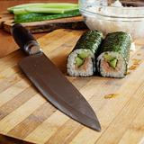 Rolls and knife