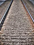 view of railroad track 