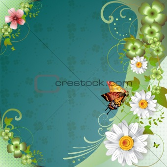 Springtime background
