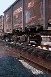car transport train