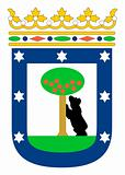 Madrid coat of arms