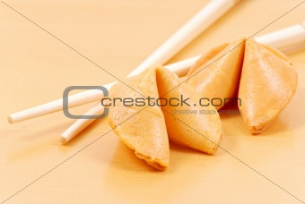 Fortune Cookie Desserts