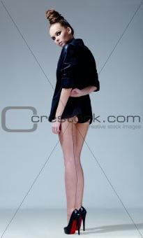 Posh model