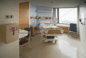 Hospital room