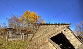 Old Rustic Granary