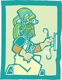 Mayan Electrician