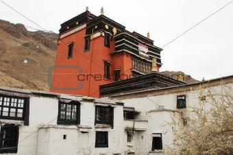 Tibetan lamasery