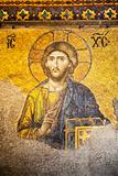 Mosaic of Jesus Christ