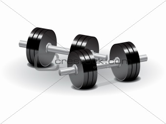 Vector dumbbells