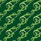 Swirl Seamless Background