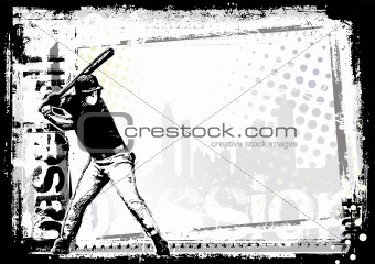 baseball poster