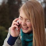 Cell Phone Girl