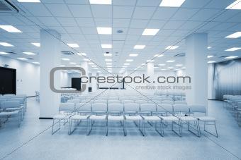 modern auditorium