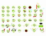 Set smileys