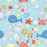 texture of marine life