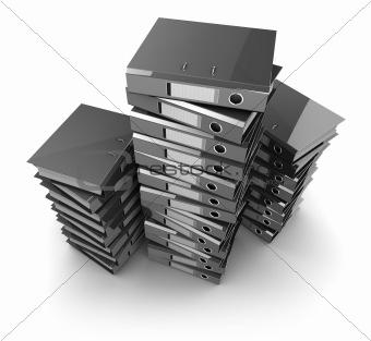 folders heap