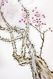 Ancient Traditional Artistic Plum Blossom Pattern 