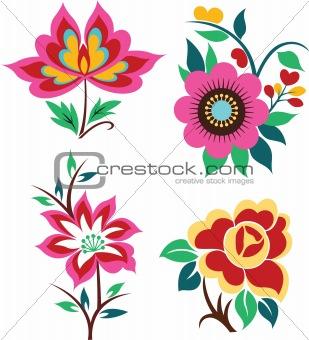 artistic garden flower