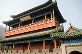 China architecture - Taken in The great Wall, Beijing, China
