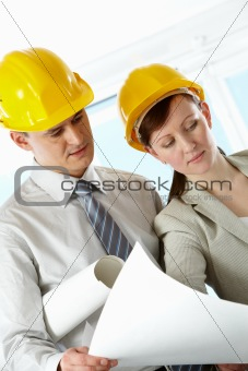 Working architects