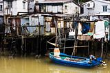 Tai O, A small fishing village in Hong Kong