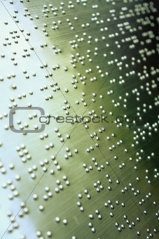 Plain Braille Page Macro