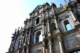 Cathedral of Saint Paul in Macao (Sao Paulo Church
