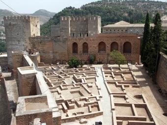 Alcazaba - Alhambra