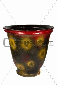 Beautiful old vase