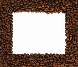 Coffee frame scope background