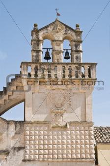 Materdomini Church. Matera. Basilicata.