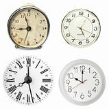 Various clocks