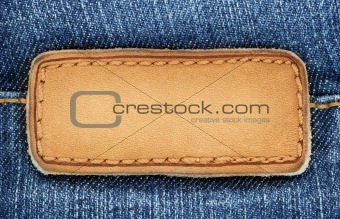 Jeans label