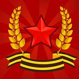 Star of Victory day