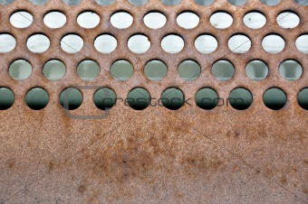 rusty circles