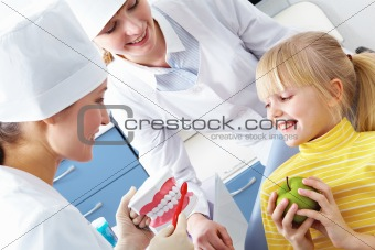 Care dental hygiene