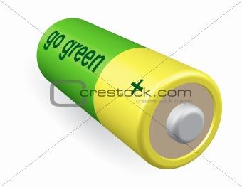 battery go green
