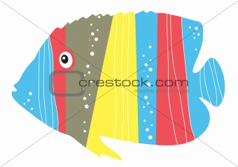 abstract fish