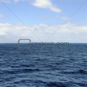 sea and sky horizon