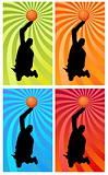color basketball 1