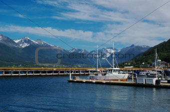 Andalsnes Harbour