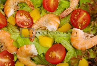 King Prawn Salad